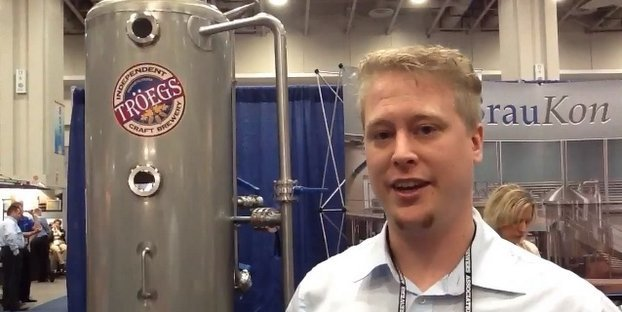 BrauKon Booth Tour Craft Brewers Conference