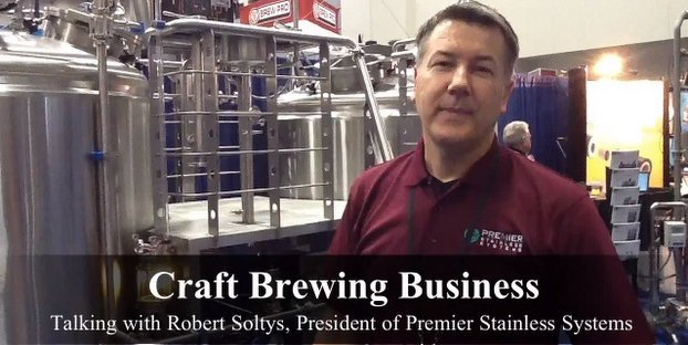 Craft Brewers Conference Premier Stainless Systems