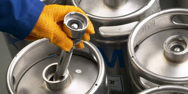 Streamlining keg operations is a constant craft beer battle