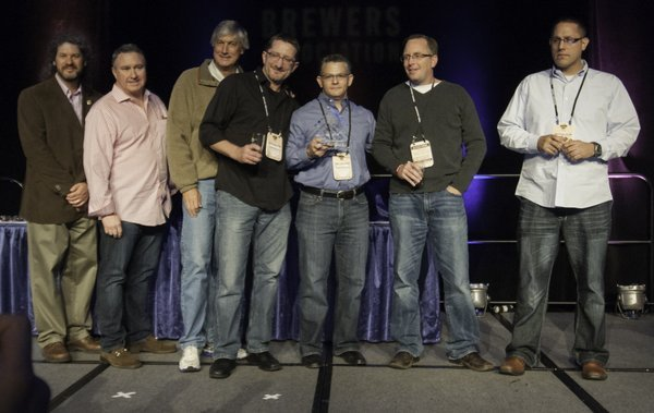 DeCrescente craft beer distributor of the year