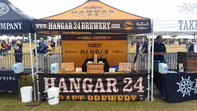 Hanger 24 beer booth & Five key concepts craft brewers should embrace at beer events