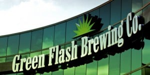 Green Flash Brewing building