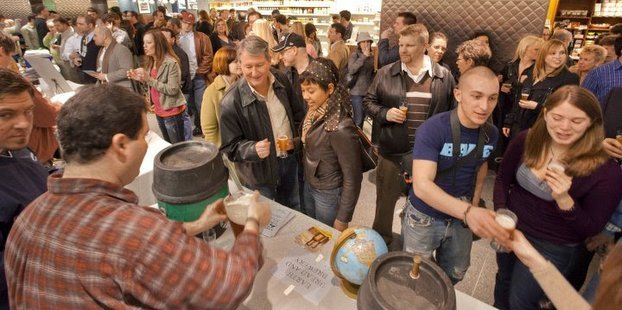 Philadelphia shows off craft beer festival offering