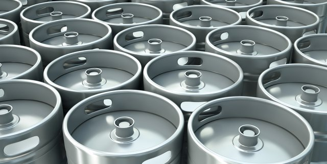 kegs multiple silver