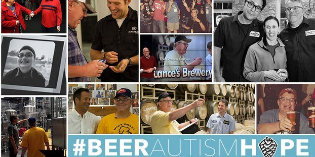 Lance's Brewery, Rare Brain Studios raise autism awareness with #BeerAutismHope