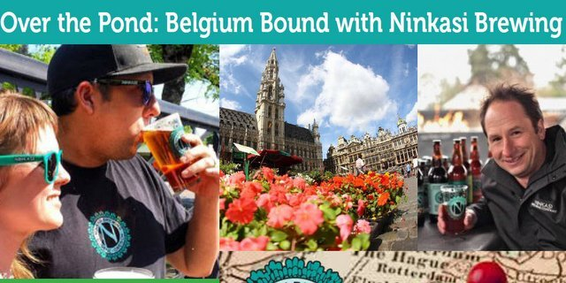 Join Ninkasi Brewing and Founder Jamie Floyd on a beer adventure to Belgium