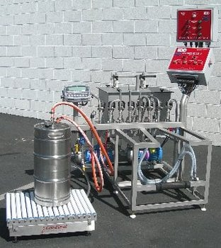 Keg Washing And Filling Strategies For Craft Brewers
