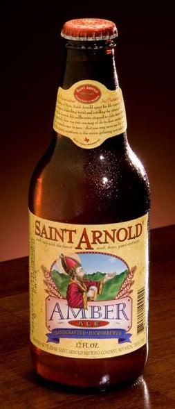 Saint Arnold Dry Hopped Amber Ale