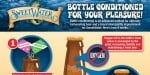 Bottle Conditioning Infographic Sweetwater
