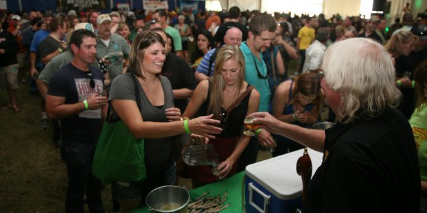 Is Sierra Nevada Beer Camp Across America coming to a town near year?