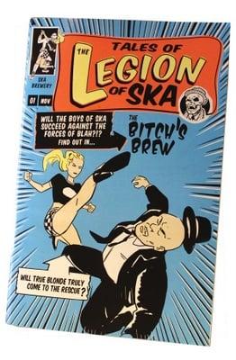 SKA comic book