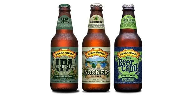 Sierra Nevada 2015 new beers
