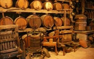 barrels and casks