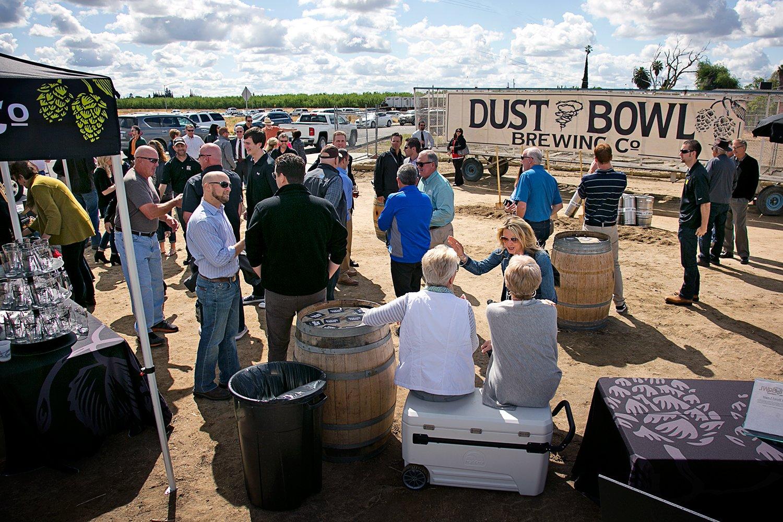 Dust Bowl Brewing Groundbreaking Celebration