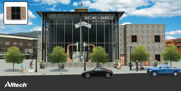 dueling barrels brewery