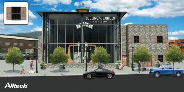 Alltech to break ground on Dueling Barrels Brewing & Distilling Co.