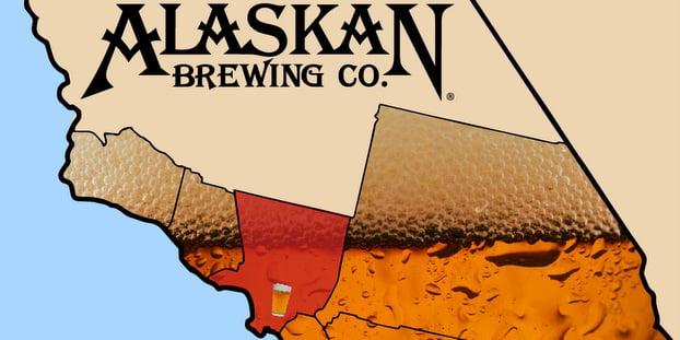 Alaskan Brewing Distribution California featured