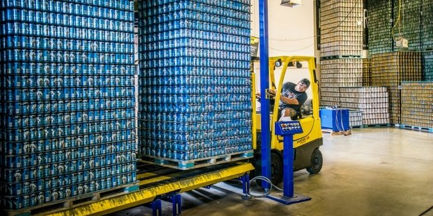 Damn, Oskar Blues will soon distribute to all 50 states and DC