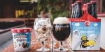 New Belgium Brewing Beer Ben Jerry Ice Cream