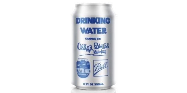 Oskar Blues Drinking Water Canned-Featured
