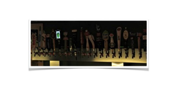 TV Tap Featured Craft Beer
