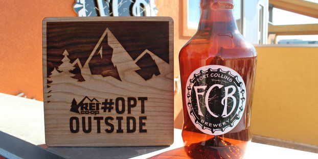 Fort Collins brewery optoutside