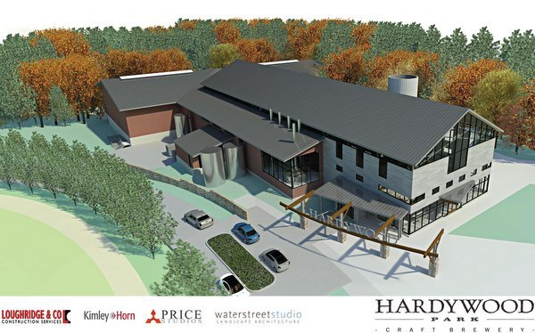 Hardywood Brewery Expansion 2