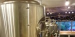 Systech stainless brewing equipment