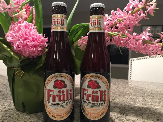 Fruli beer cool loot