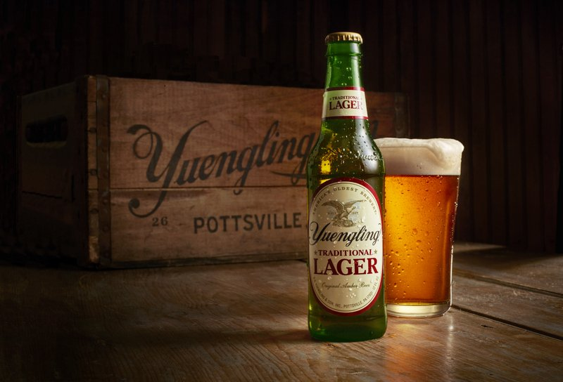 Check out Yuengling's new packaging, not much difference