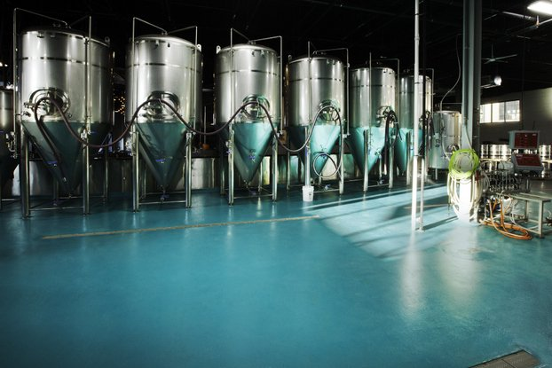 brewery flooring options