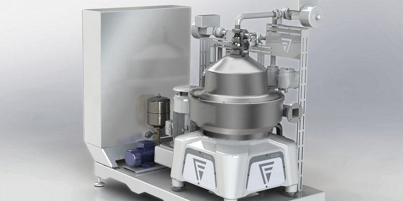 Keep'em separated: Discussing small brewing centrifuges with Germany's Flottweg
