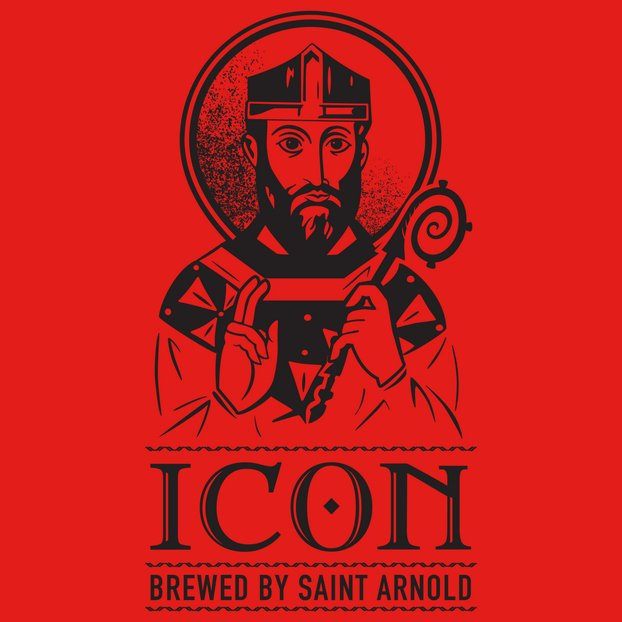 Saint Arnold Icon Red marzen