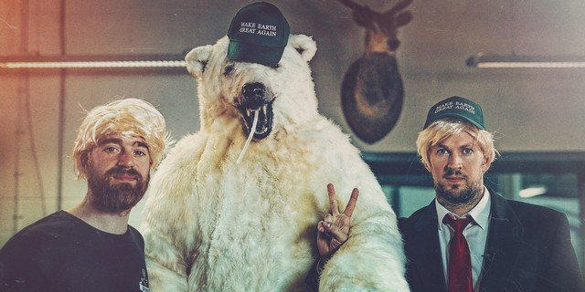 This Make Earth Great Again video from BrewDog will melt that cold, climate-change-denying thing you call a heart