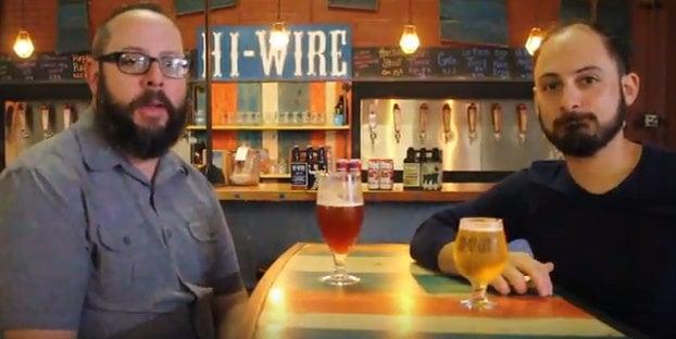 hi wire brewing video interview