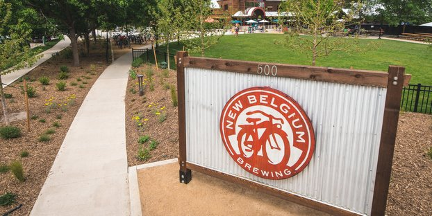 new belgium brewing donation
