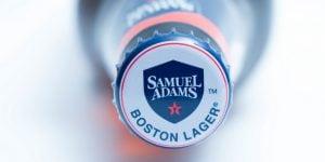Sam Adams sales decline