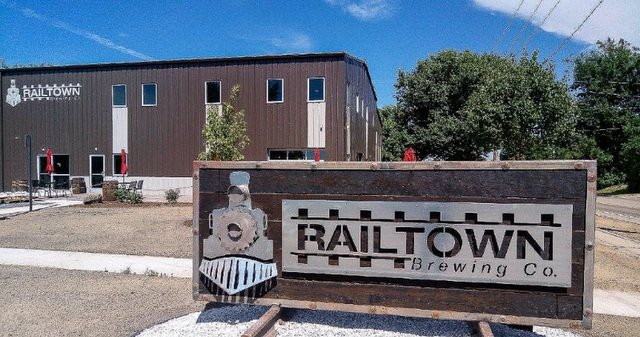 Railtown Brewing 1