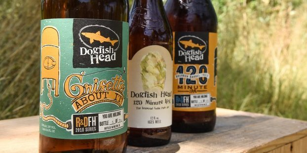 Dogfish Head labor day