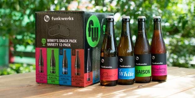 Funkwerks Winkys variety pack