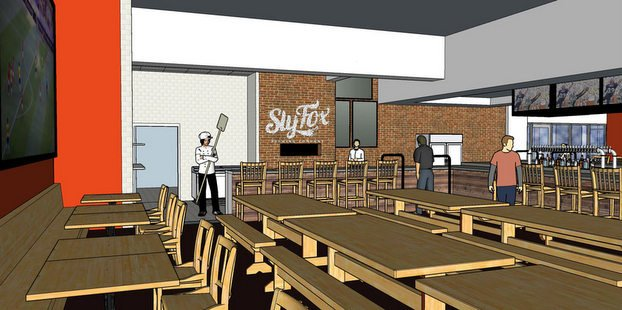 sly fox brewing opening