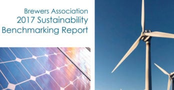 brewers association sustainability report