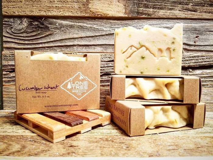 Lone Tree Brewing soap