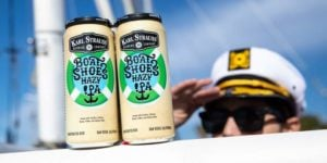 Boat Shoes Hazy IPA Mission Bay Shoot 2019
