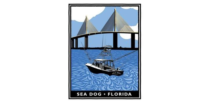 Seadog Logo - Skyway 10K