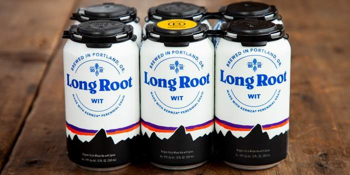 Hopworks Long Root wit