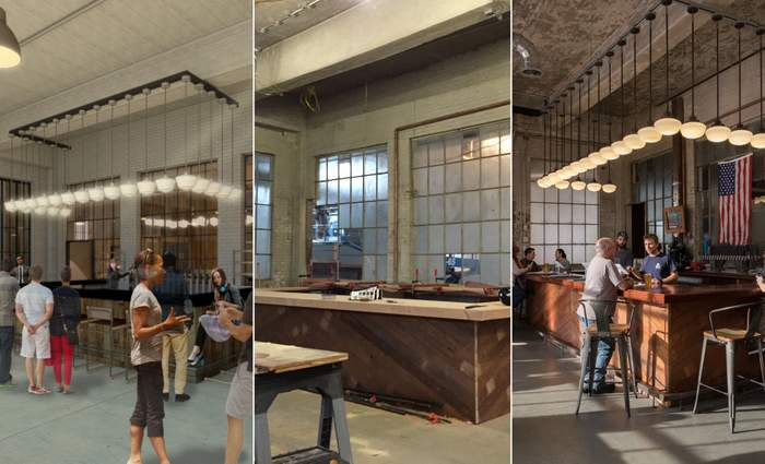 Craft Brewery Taproom Design Tips How To Capture The Spirit Of Your Beer Brand In An Empty Space