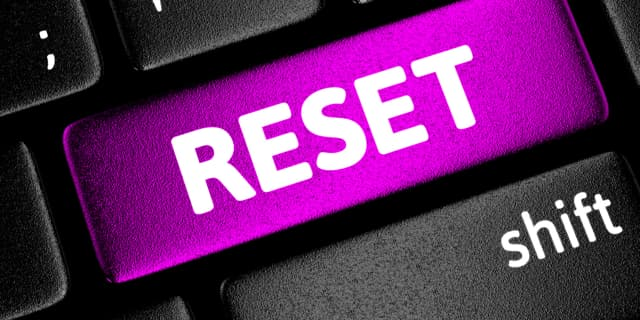 reset your sales