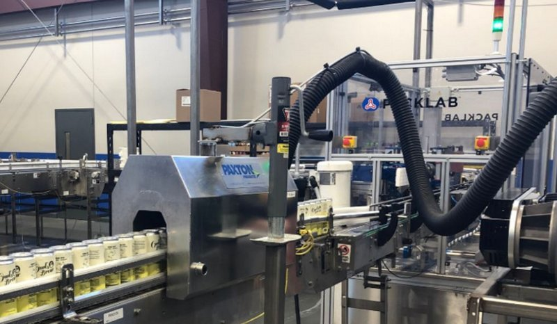 Paxton products canning line