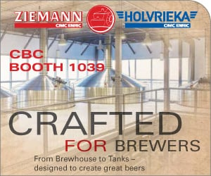 Ziemann - Crafted for Brewers - CBC 2016
